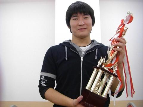 2009 LMC Draft Meister : 門田真一